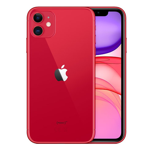 IPhone 11 64 (PRODUCT)RED EDITION