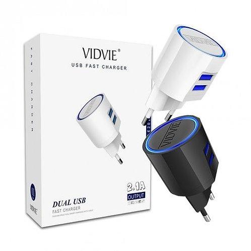 Vidvie new design changer 2.1A