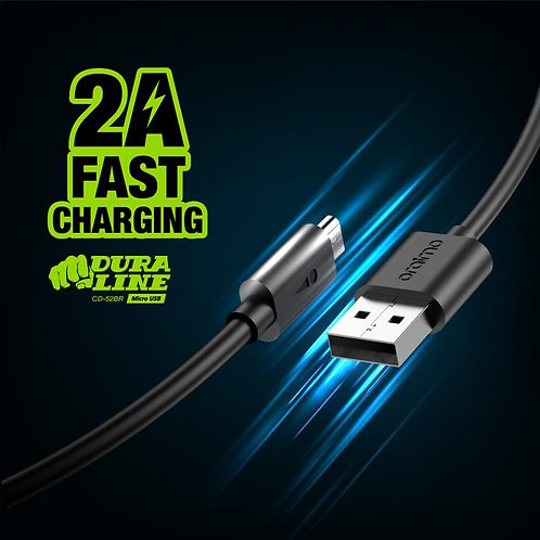 Oraimo 2A Fast Charging Cable CD-52BR