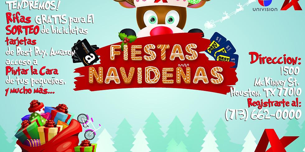 Fiestas Navideñas Amtex y Univision @ Discovery Green
