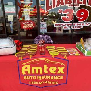 Amtex Auto Insurance I-10 Location   Bac