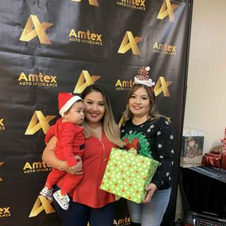 Amtex Auto Insurance Regional Christmas Party