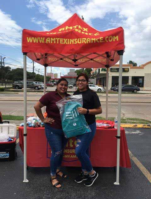 Kids-Backpacks-Free School supplies Lyons Av Houston TX 3