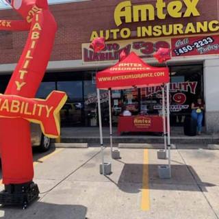 Amtex Auto Insurance I-10 Location