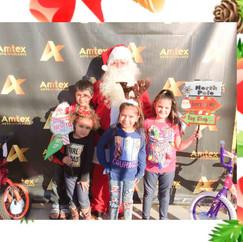 Amtex-Mas Christmas Celebration @ Airline Texas location