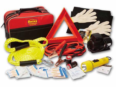 Cuál es el Kit de emergencia que tu auto necesita?