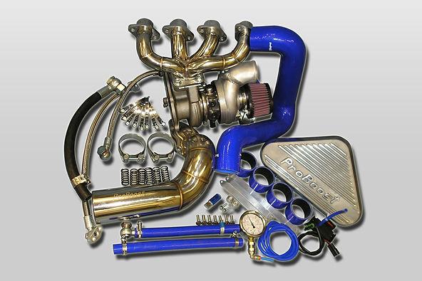 Suzuki Turbo Hayabusa 08-13 turbokit