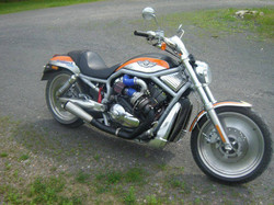 Harley Davidson ProBoost turbo