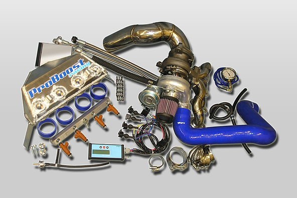 Proboost Hayabusa Gen1 turbokit