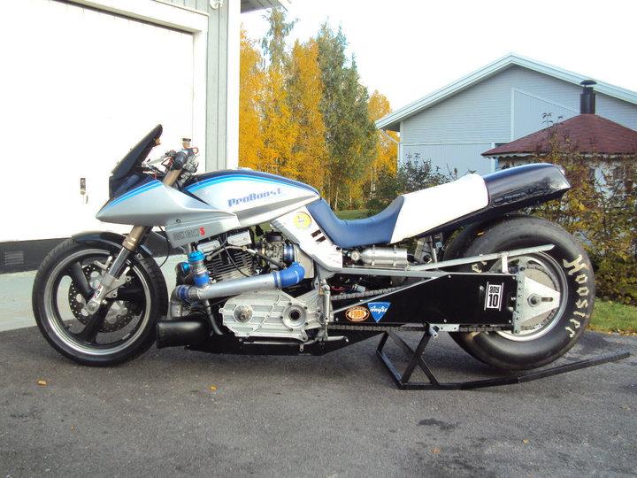 ProBoost Funny Bike
