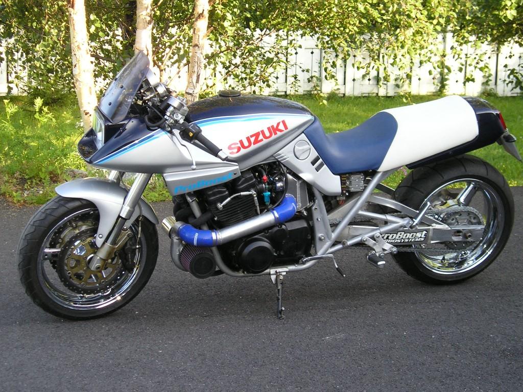 Suzuki Katana ProBoost