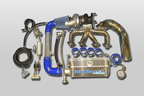 ProBoost Street Kit : Bandit 96-00 and Bandit 01-05 and GSXR 1100 89-92