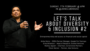 Let's Talk About Diversity & Inclusion #2: Financial & Social Capital