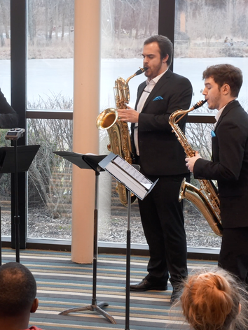 Cerulean Quartet WCC