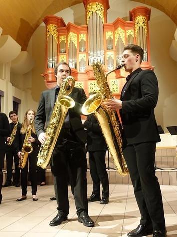 U-M Sax Ensemble #2