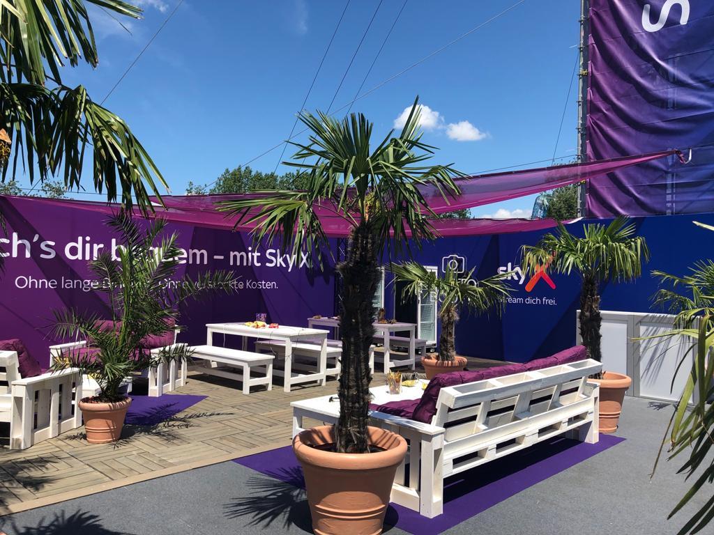 Projekt: Sky Lounge