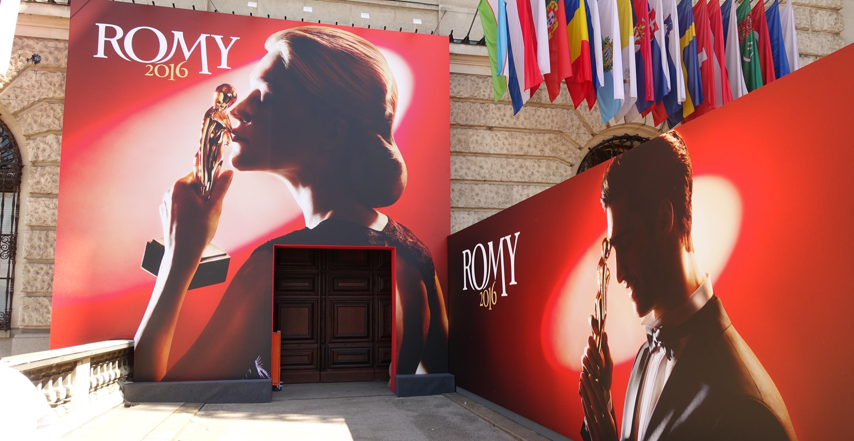 Projekt: ROMY Gala