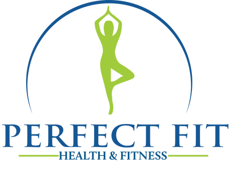 Perfect Fit Health and Fitness Logo