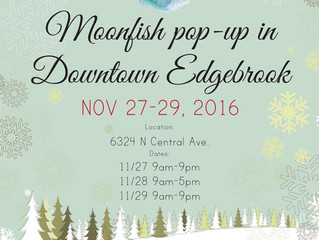 Moonfish goes to Edgebrook!