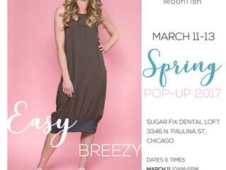 Moonfish has Spring fever!