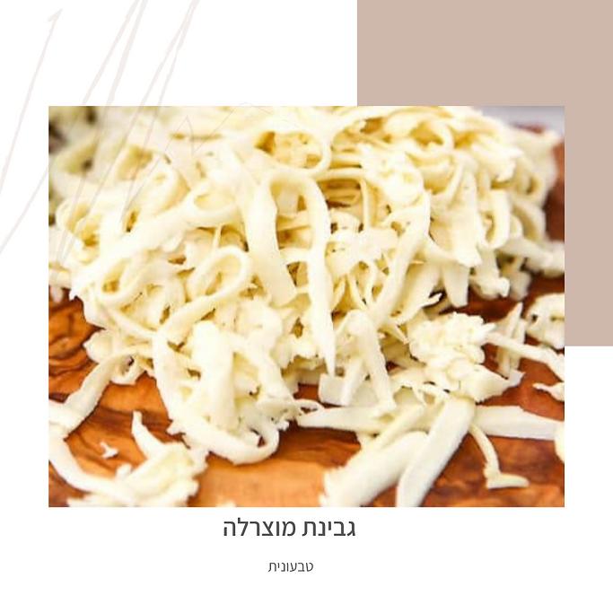 גבינת מוצרלה טבעונית-גליה יהודה-ה וותיקת הנטורופתים-הבית לנטורופתיה במודיעין