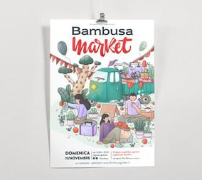 Bambusa  poster