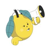 Yuzu limon character