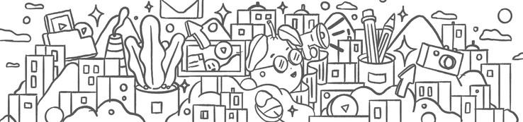 Yuzu sketch