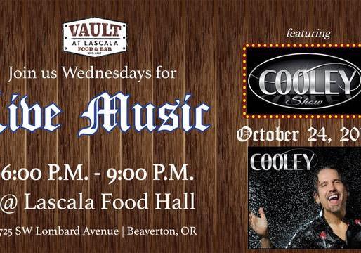 COOLEY Show Recap Halloween and Veteran's Day