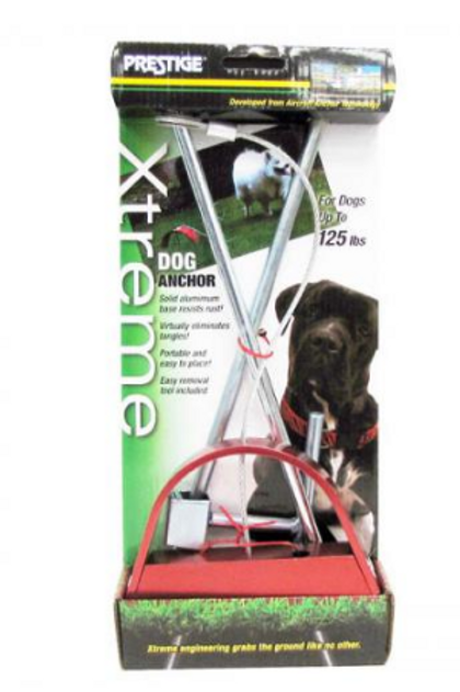 PRESTIGE XTREME ANCHOR DOG TIE OUT STAKES