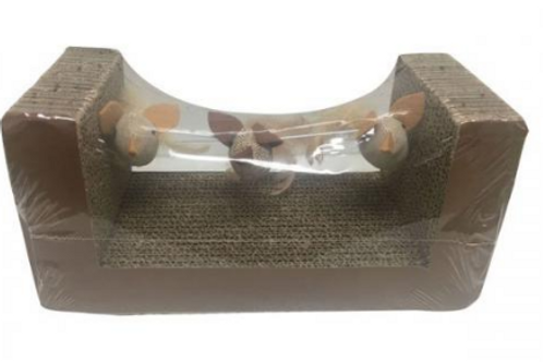 PET PARK BLVD CAT SCRATCHER WITH MICE
