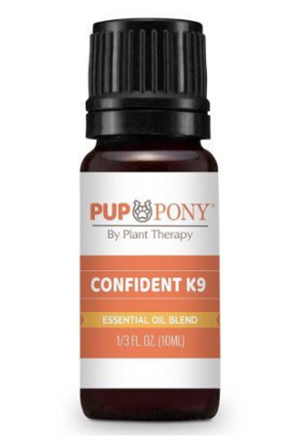 CONFIDENT K9 ESSENTIAL OIL BLEND