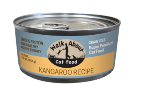 KANAGROO CANNED CAT FOOD