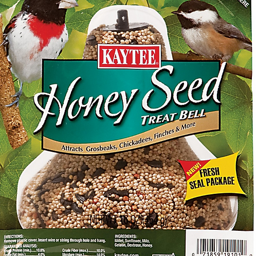 KAYTEE HONEY MIXED SEED BELL