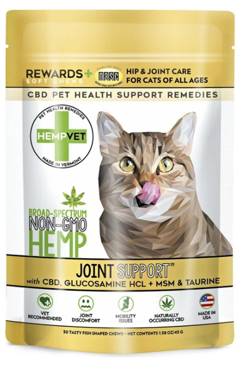 JOINT SUPPORT FOR CATS