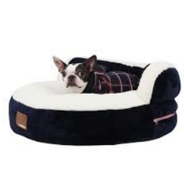 COLOSSEUM BED - NAVY