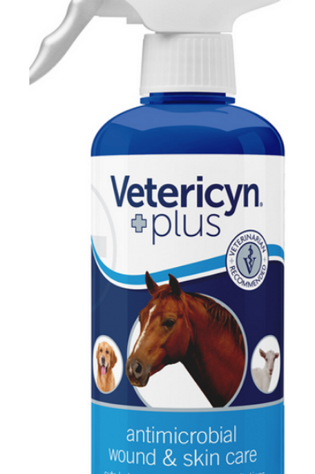 VETERICYN & WOUND & SKIN TRIG SPRAY