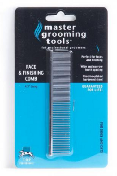 MGT GREYHOUND STYLE COMB FACE/FINISH FINE