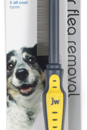 JW PET GRIPSOFT FLEA COMB