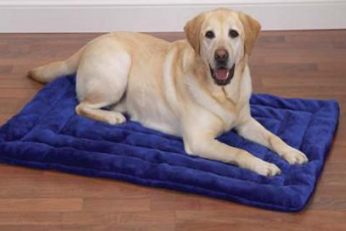 SLUMBER PET PLUSH MAT
