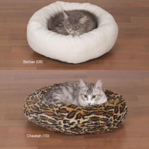 SLUMBER PET COZY KITTY BED