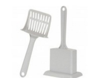 PETMATE HANDY STAND LITTER SCOOP
