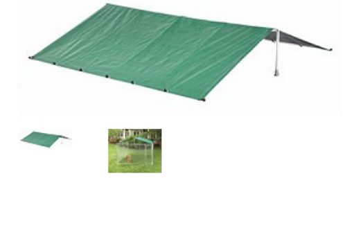 DOG KENNEL E-Z ROOF
