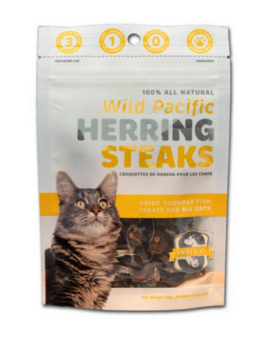 HERRING CAT TREATS