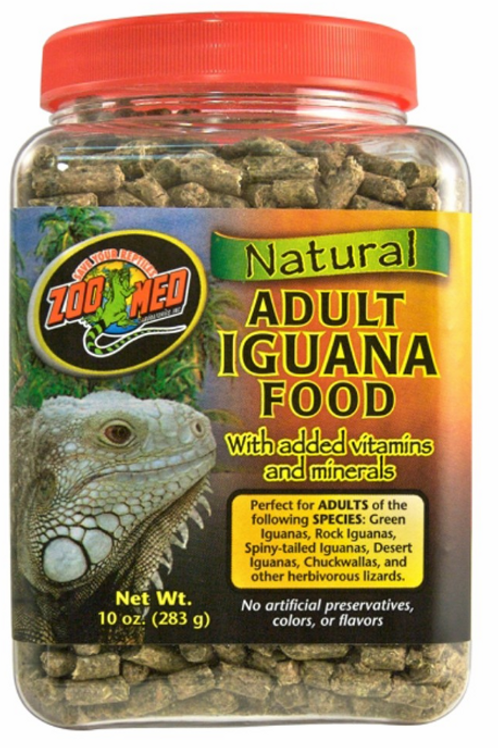 ZOO MED ALL NATURAL ADULT IGUANA FOOD