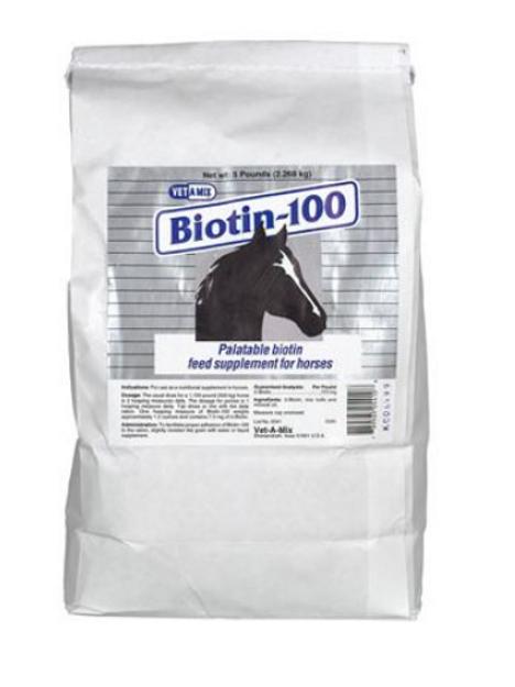BIOTIN 100 ANIMED