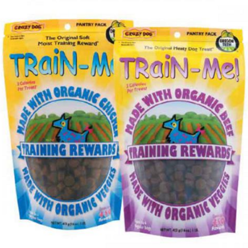 TRAIN ME ORGANIC TREATS