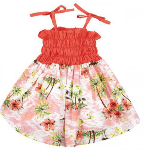 CC HAWAIIAN BREEZE SUNDRESS