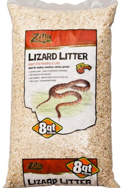 ZILLA SNAKE & LIZARD LITTER