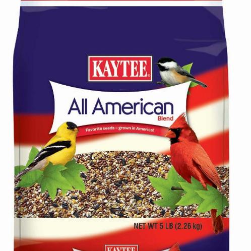 KAYTEE ALL AMERICAN WILD BIRD BLEND